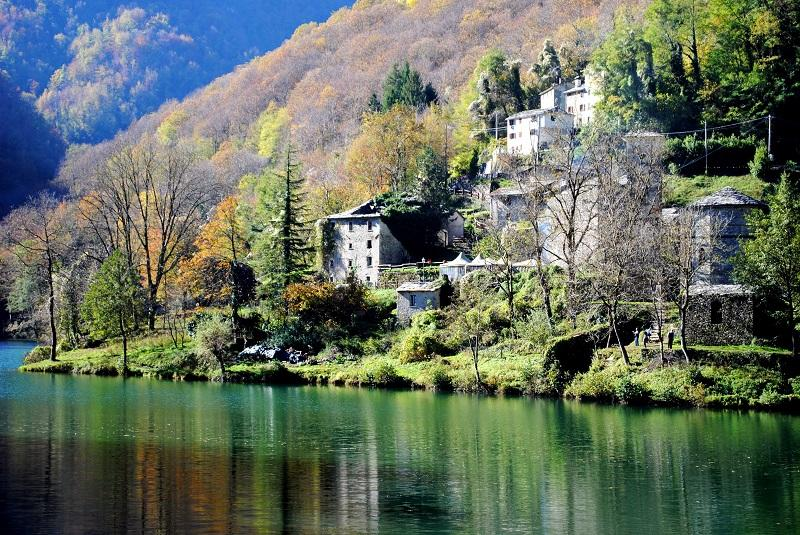 Borgo di Isola Santa, Toscana