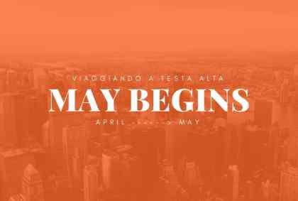 May begins