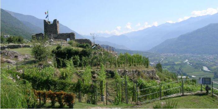 Castel Grumello, Sondrio