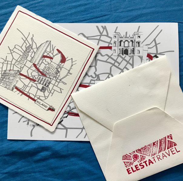 Regalo di fine tour, Elesta Travel
