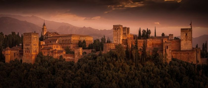 Alhambra, Spagna