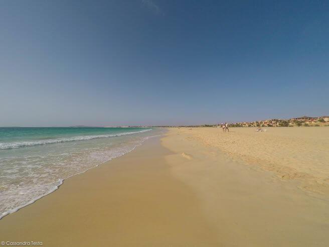 Praia de Chaves, Capo Verde
