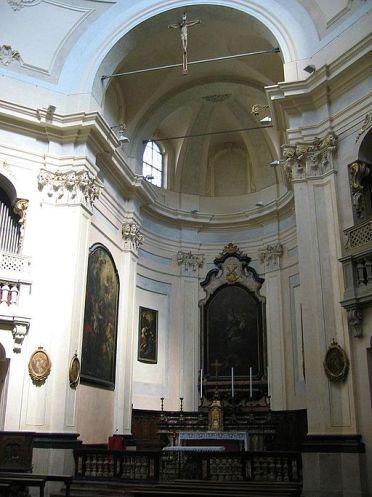 Altare San Bernardino alle Ossa