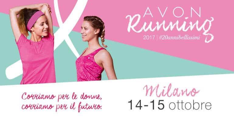 Avon Running Edizione 2017