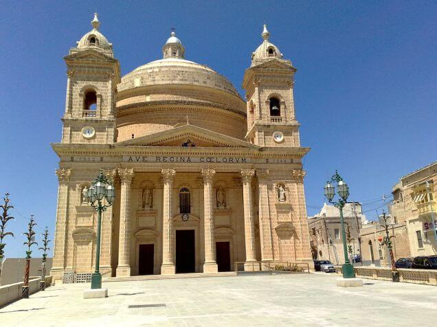 Chiesa di Mgarr