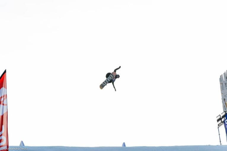 Qualifiche Snowboard Big Air and the City