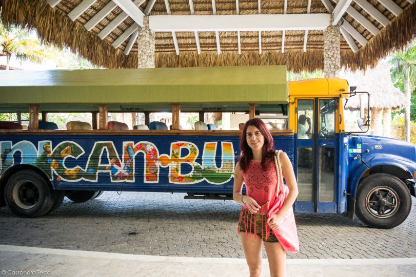 Dominican Bus