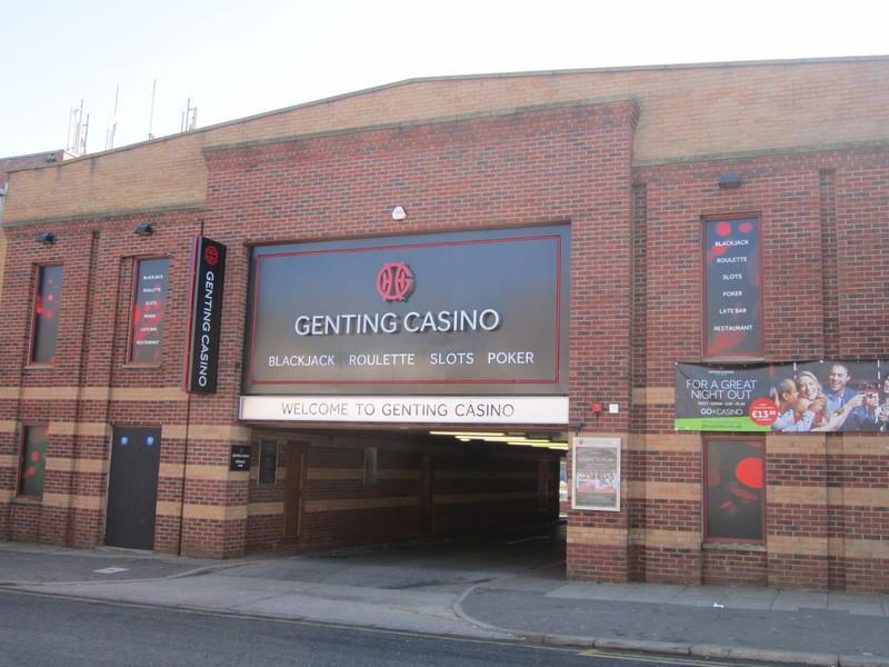 Genting Casino, Birmingham, Regno Unito