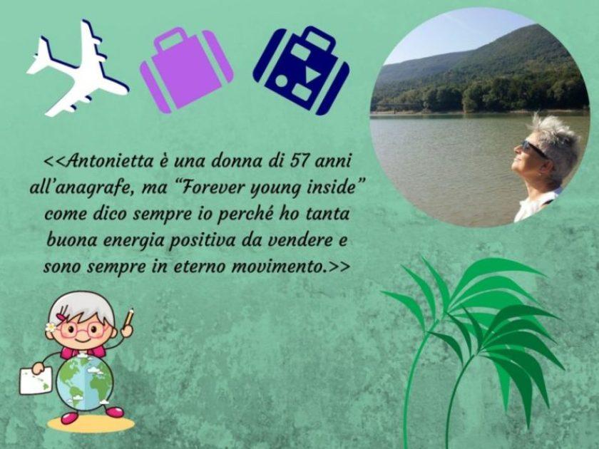 Travel Interview Antonietta