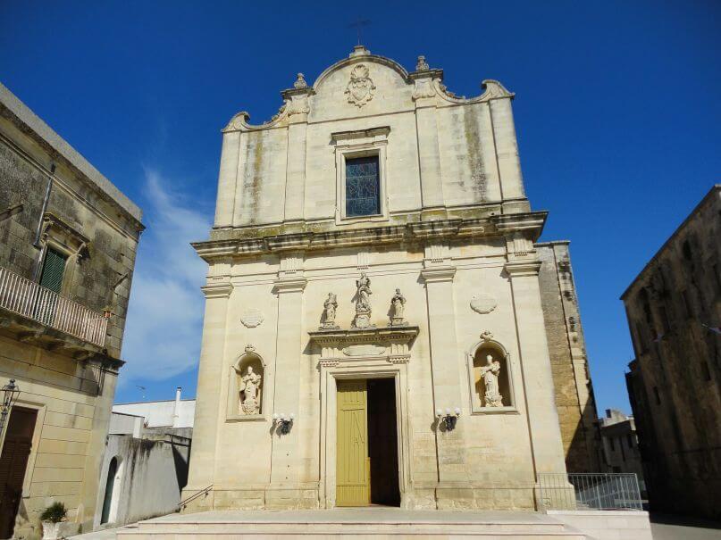 Chiesa madre di Giurdignano