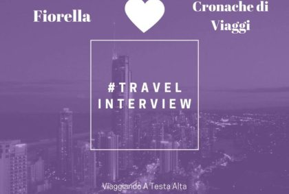 Travel Interview Fiorella