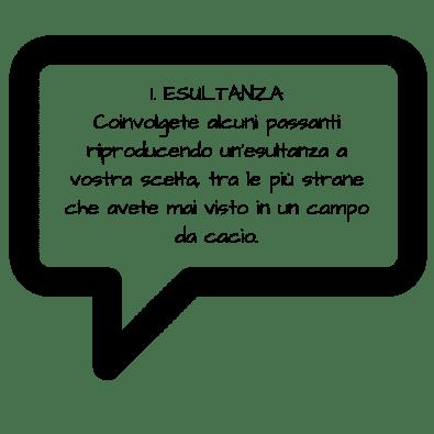 1. ESULTANZA