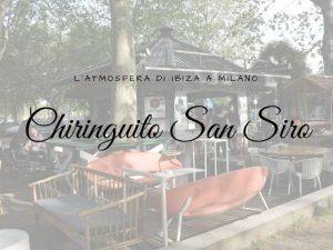 Chiringuito San Siro