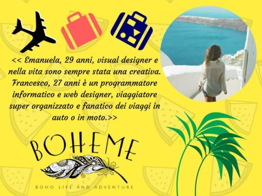 Travel Interview Emanuela e Francesco
