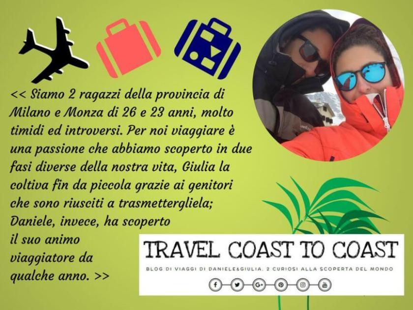 Travel Interview Coast To Coast