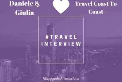 Travel Interview Daniele e Giulia