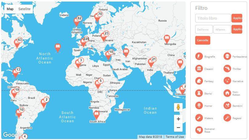 Mappa Musement