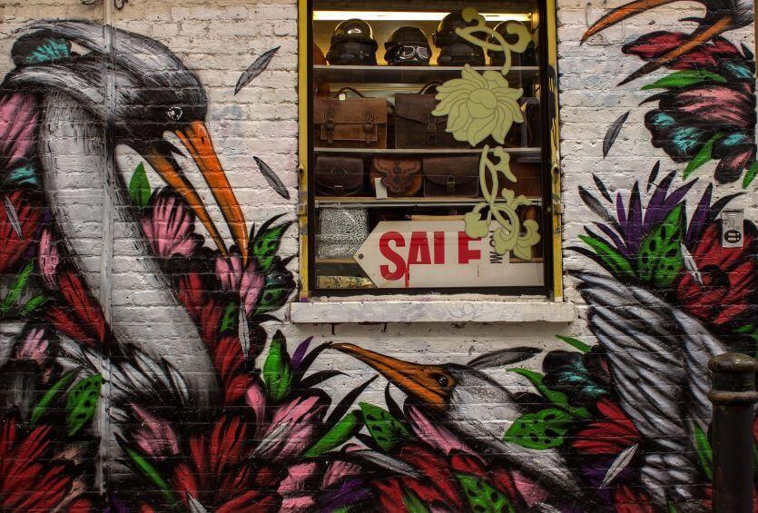 Street Art per le vie di Londra