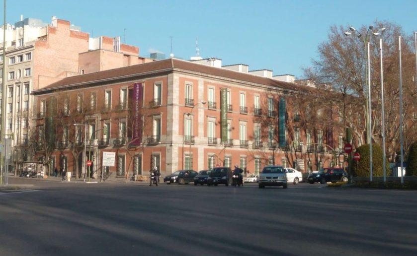 Museo Thyssen- Bornemisza, Madrid