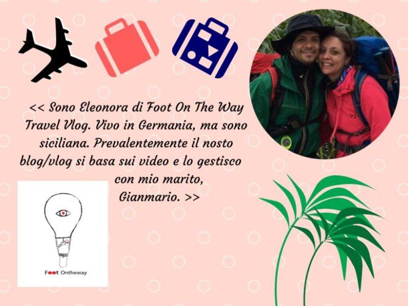 Travel Interview Eleonora