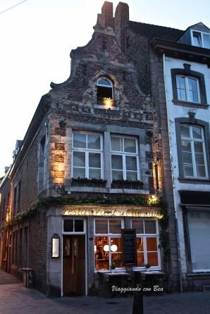 Tipico ristorantino di Maastricht