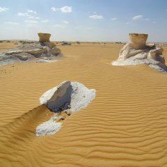 Egitto: Bahariya, l'oasi del Deserto Occidentale