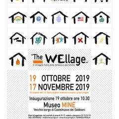 The WEllage. Il villaggio frutto della fantasia e dell'anima – Museo Mine