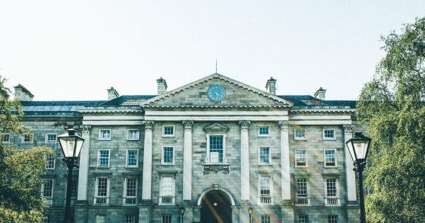 Trinity College, Dublino