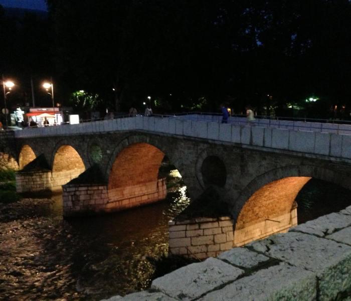 Il Ponte Latino di Sarajevo