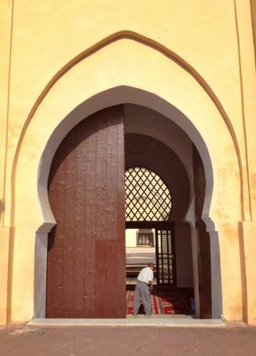 moschea marrakech