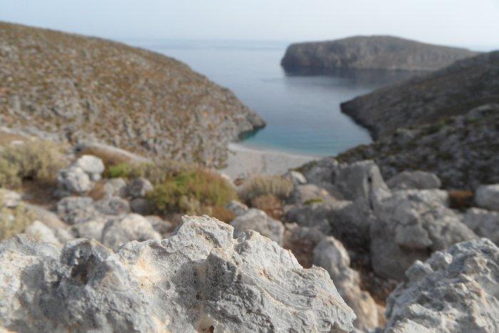 Sikati Cave, la spiaggia