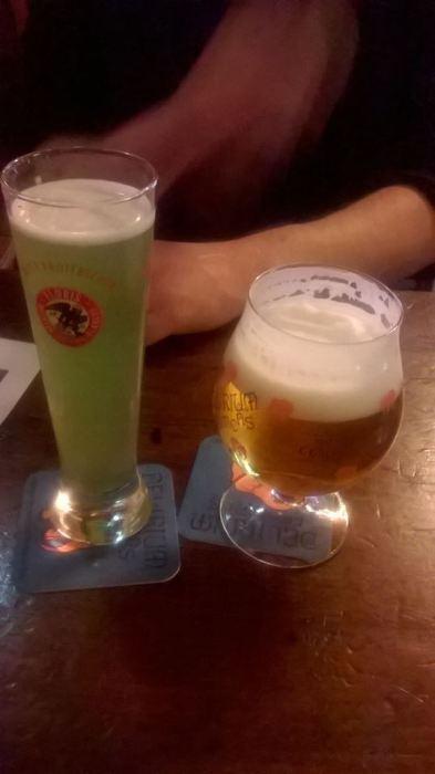 Le birre a Bruxelles