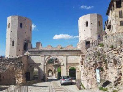 Porta Venere, Spello