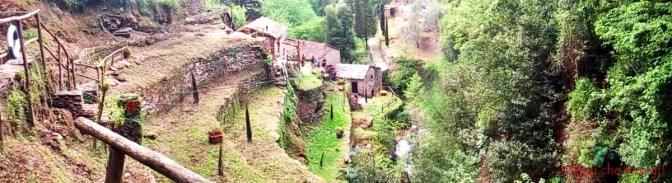 Museo Pendola sulle alture di Rapallo.