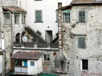Il borgo di bagnone, visitato al ritorno dalla versilia.