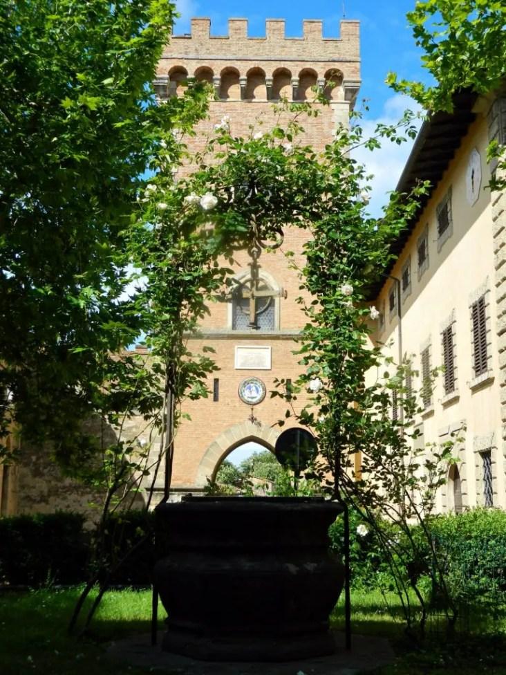 Torre del Castello, Bolgheri.