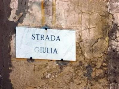 Strada Giulia, Bolgheri.