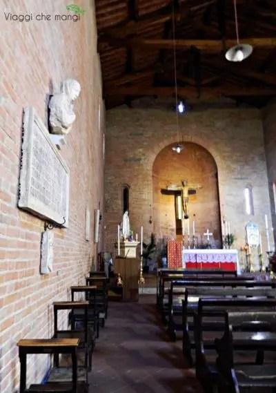 Chiesa dei Santi Jacopo e Filippo, Certaldo.