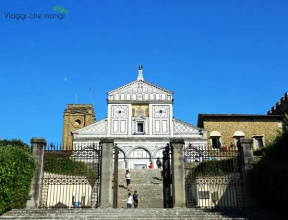 basilica di san miniato al monte.