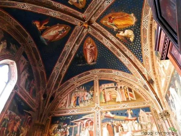Sacrestia, Abbazia di San Miniato al Monte.