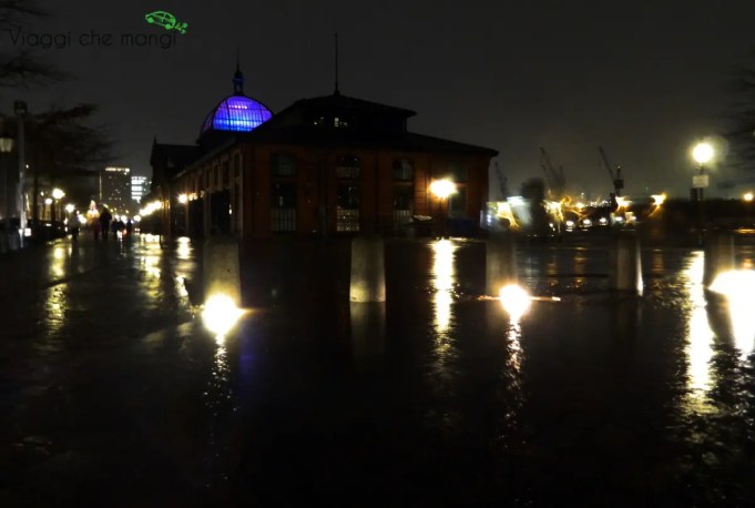 Fishmarkt, Amburgo