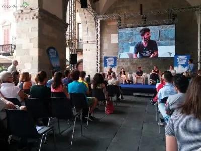 UlisseFest in Piazza Vecchia, Bergamo