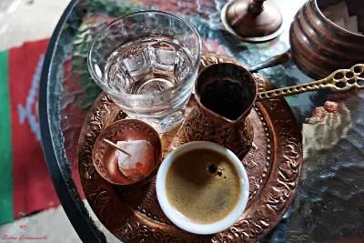 Caffè bosniaco a Mostar