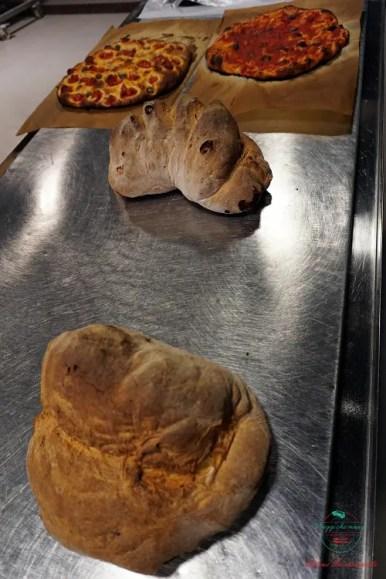 pane di matera focaccia panificio perrone