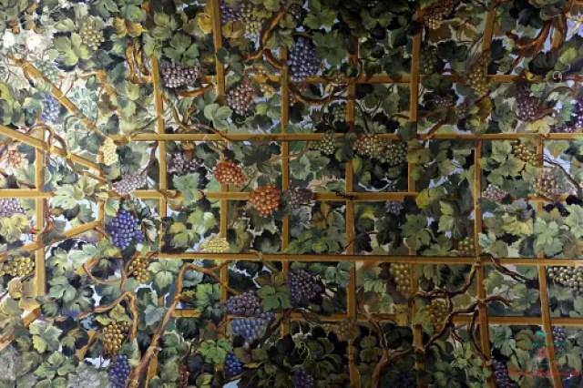 Volta, Palazzo Andrea Pitto, Genova dipinti autunnali