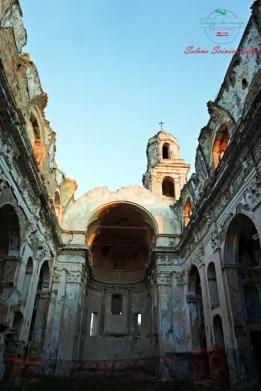 chiesa bussana vecchia, uno dei borghi liguri da visitare nel ponente.