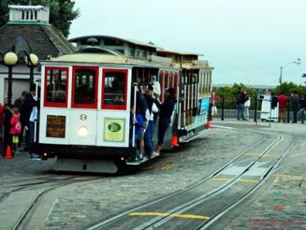 Cable Car, San Francisco, una delle mete per il 2018