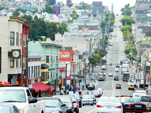 Castro, San Francisco, una delle mete per il 2018