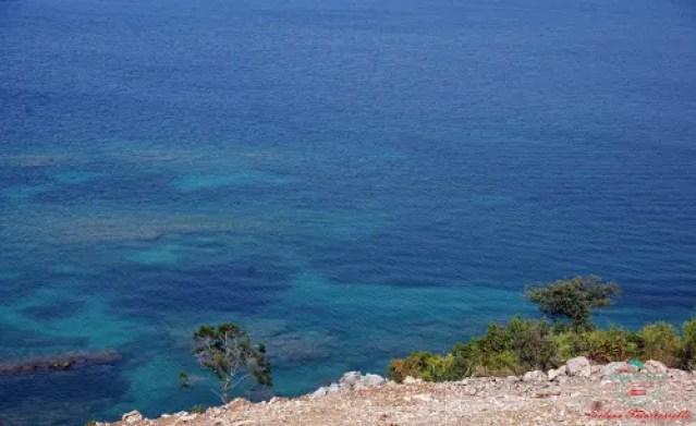 kosa vedere a kotor: il mare del montenegro