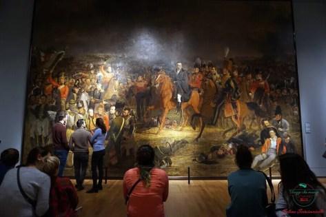 La battaglia di Waterloo - Pienemen, Rijksmuseum: una delle cose da fare per visitare al meglio amsterdam in 4 giorni.